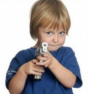 Guns and kids
