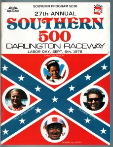 Darlington-Southern-500-Confederate-Program