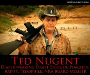 Ted Nugent CV2