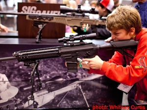 National Rifle Association Annual Meeting in St. Louis